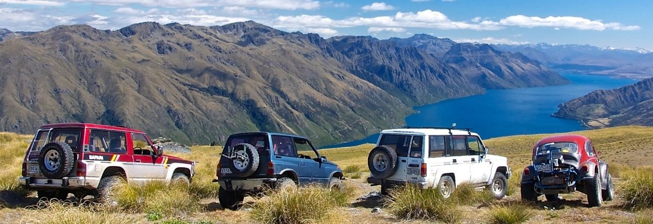 Shotover 4WD Club
